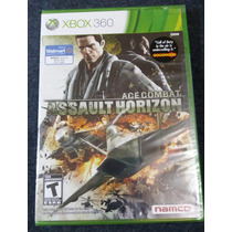 Ace Combat Assault Horizon Para Xbox 360 Nuevo