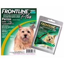 Desparasitante Frontline Plus 2-10kgs Merial Perro Mascota