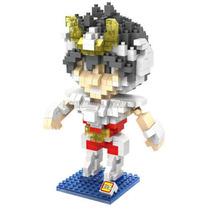Caballeros Del Zodiaco Miniblocks - Figura De Pegaso