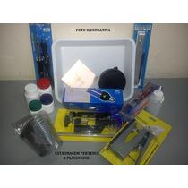 Kit P/ Fabricação De Circuito Impresso Completo