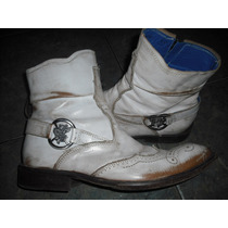 Botas Texanas Cuero Mark Nason Us 11,5 = 45 = 29,5 Cm