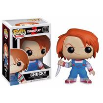 Boneco Pop Funko Brinquedo Assassino 2 - Chucky - 9 Cm