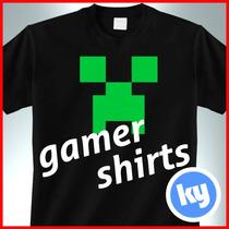 Playeras Video Juegos Gamers Halo Gow Wwc Nintendo Xbox Ps