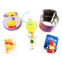 Set Straps Plane Tinkerbell Lata Winnie De Disney Y261 7