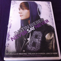 Justin Bieber Never Say Never Perfecto Estado