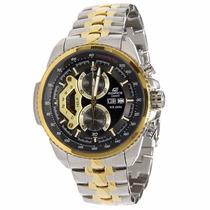 Ef-558sg-1av Relógio Casio Edifice Cronograph Misto