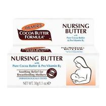 Palmers Nursing Cream Pure Cocoa Butter Hidrata Mamilo 30gr