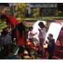 Baby Gym Parque Infantil Piscina D Pelotas Carritos Tobogan