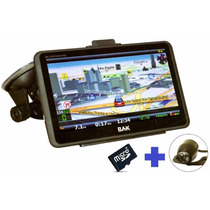 Gps Bak 7009, 8gb, 7 Tv Digital, Bluetooth, Camara Retroceso
