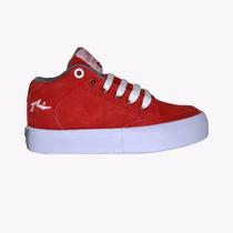 Zapatillas Rusty Niño Andreuss Rojo Rz010108