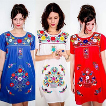 Lindíssimos Vestido 100% Mexicanos!