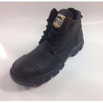 Bota De Seguridad Piel Zapato Casquillo * Calzado Industrial