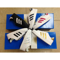 Zapatos Adidas Superstar 2 Originales Damas Y Caballeros