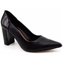 Sapato Scarpin Feminino Steffani 64099 Loja Pixolé