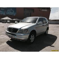 Mercedes Benz Ml 230 Awd - Sincronico