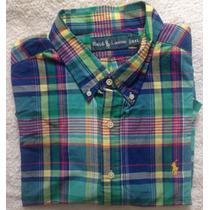 Camisas Ralph Lauren Manga Corta