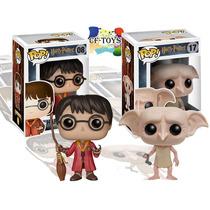 Harry Potter Dobby Set 2 Funko Pop Película Quidditch Cf