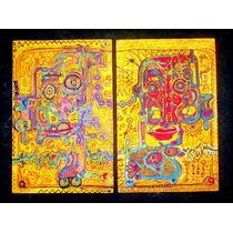 Cuadros Abstractos «ella & El»