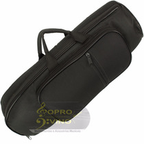 Capa Bag Extra Luxo Para Trompete Weril Hoyden Quasar Jahnke