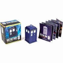 Doctor Who Ligh Up Tardis Kit Acende Miniatura Bbc Doutor
