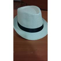 Sombrero Tipo Borsalino