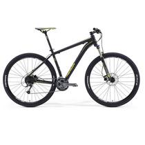 Bicicleta Merida Big Nine 300 Aro 29 Amarelo