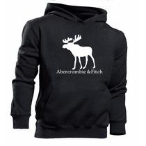 Blusa Moletom Abercrombie & Fitch Canguru Promoção !!!