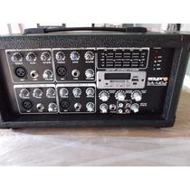 Consola Amplificada Saypro Sa-402 Portatil Con Control