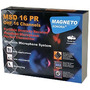Magneto Sonora Msd 16pr Cámara Combo Inalámbrico Microfono