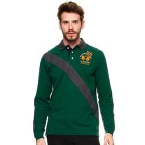 Camisa Polo La Martina G Frete Grátis