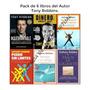 COLECCION DE LIBROS DE ANTHONY ROBBINS