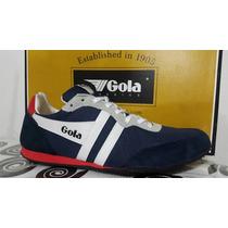 Zapatillas Gola Track Dispo. Solo 4 Pares 100x100 Originales