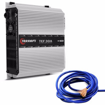 Fonte Carregador Bateria Taramps Tef 30a 30 Amperes P Som Bi