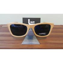 Óculos Cassete Polarizado Bamboo - Direto Califórnia Eua