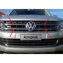 Volkswagen Amarok Molduras Cromadas De Parachoque 2011-2013