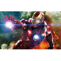 Poster A3 Homem De Ferro