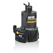 Wayne Eeaup250 1/4 Hp Automático On / Off Bomba De Extracció