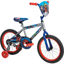 16 Bicicleta Huffy Marvel Avengers Boys