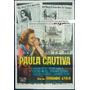 Afiche Paula Cautiva Susana Freyre, Duilio Marzio 1963