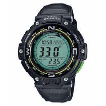 Relógio Casio Outgear Sgw-100 B Bússola Digital Termômetro V