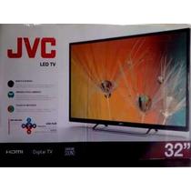 Televisor Led 32 Jvc 720p Hd Ultra Delgado