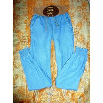 Harem Pants Jeans Baggy Moda Japon Limpia Closet