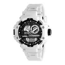 Relógio Masculino Mormaii Acqua Pro Mo09498c -branco