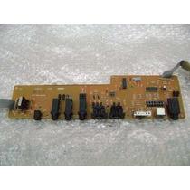 Placa Dos Jacks/ Entrada Fonte Teclado Yamaha Psr-730/630