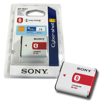 Batería Para Cámara Fotográfica Sony Tipo G Original