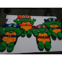 Dulceros De Tortugas Ninjas