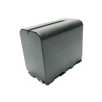 Bateria Para Led Iluminador Cn 160 Yn 300 Cn 126 Np F970