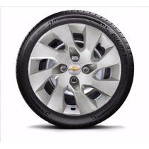 Calota Do Onix Para Corsa Celta Prisma Aro 13 Chevrolet P61j