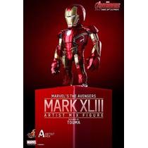 Figura De Acción Hot Toys Avengers Iron Man Mark Xliii