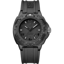 Luminox A.0201.bo Black Out Suizo Carbono Aluminio Diego Vez